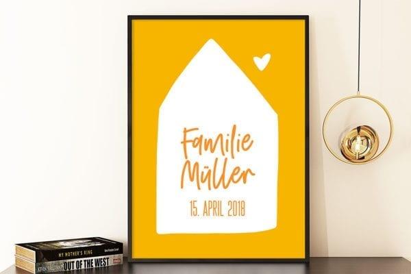 """Unser Zuhause """"Familie Müller"""""""